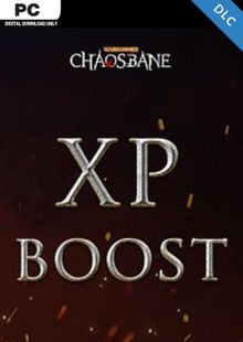 Warhammer Chaosbane PC - XP Boost DLC cheap key to download