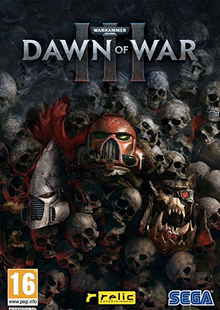 Warhammer 40.000 Dawn of War III 3 PC cheap key to download
