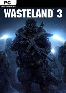 Wasteland 3 PC cheap key to download