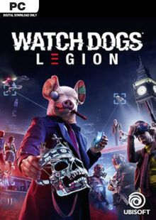 Watch Dogs: Legion PC cheap key to download