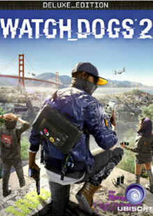 Watch Dogs 2 Deluxe Edition PC billig Schlüssel zum Download