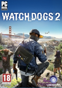 Watch Dogs 2 PC cheap key to download