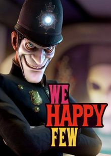 We Happy Few PC cheap key to download