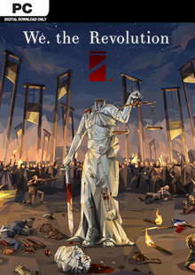 We. the Revolution PC cheap key to download