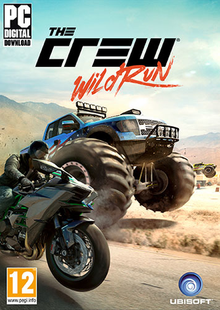 The Crew Wild Run Expansion PC billig Schlüssel zum Download