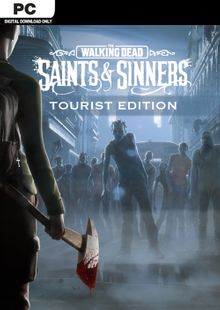 The Walking Dead Saints and Sinners - Tourist Edition PC cheap key to download