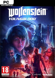 Wolfenstein: Youngblood PC billig Schlüssel zum Download