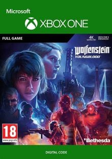 Wolfenstein: Youngblood Xbox One cheap key to download