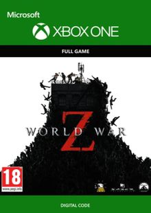 World War Z Xbox One cheap key to download