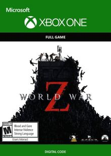 World War Z Xbox One (UK) cheap key to download
