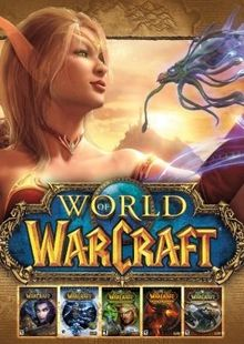 World Of Warcraft Battle Chest PC/Mac clé pas cher à télécharger