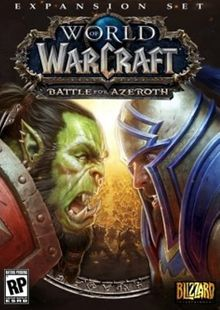 World of Warcraft (WoW) Battle for Azeroth (EU) clé pas cher à télécharger
