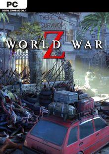 World War Z PC cheap key to download