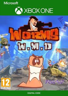 Worms W.M.D Xbox One (UK) cheap key to download