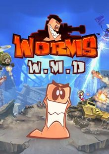 Worms W.M.D. PC cheap key to download