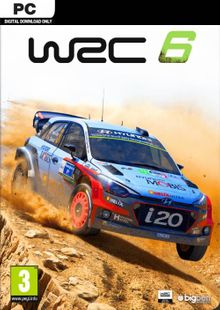 WRC 6 World Rally Championship PC cheap key to download