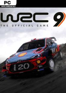 WRC 9 - The Official Game PC chiave a buon mercato per il download
