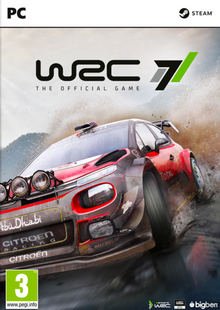 WRC 7 World Rally Championship PC cheap key to download