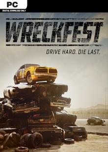 Wreckfest PC billig Schlüssel zum Download