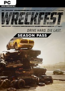 Wreckfest - Season Pass PC cheap key to download