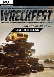 Wreckfest - Season Pass PC clé pas cher à télécharger