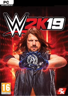 WWE 2K19 PC cheap key to download