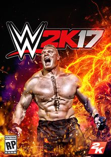 WWE 2K17 PC billig Schlüssel zum Download