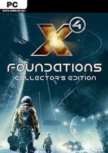 X4: Foundations Collectors Edition PC cheap key to download