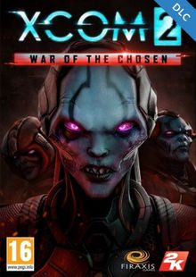 XCOM 2 PC War of the Chosen DLC (EU) clave barata para descarga