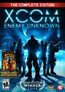 XCOM Enemy Unknown Complete Edition PC billig Schlüssel zum Download
