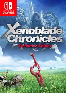 Xenoblade Chronicles - Definitive Edition Switch (EU) cheap key to download
