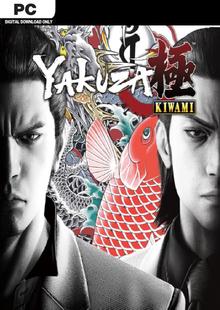 Yakuza Kiwami Deluxe Edition PC cheap key to download