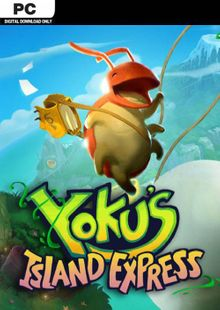 Yoku's Island Express PC billig Schlüssel zum Download