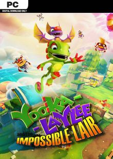 Yooka-Laylee and the Impossible Lair PC billig Schlüssel zum Download