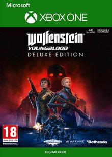 Wolfenstein: Youngblood Deluxe Edition Xbox One cheap key to download