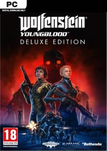 Wolfenstein Youngblood Deluxe Edition PC cheap key to download