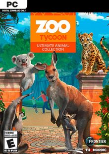 Zoo Tycoon: Ultimate Animal Collection PC billig Schlüssel zum Download