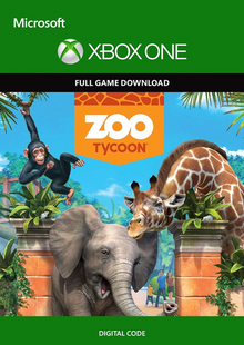 Zoo Tycoon Xbox One billig Schlüssel zum Download