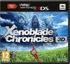 Xenoblade Chronicles New 3DS & 3DS XL Only