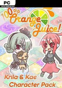 100% Orange Juice  Krila & Kae Character Pack PC