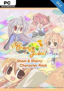 100% Orange Juice Sham and Sherry Character Pack PC - DLC
