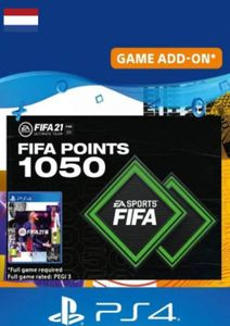 FIFA 21 Ultimate Team 1050 Points Pack PS4/PS5 (Netherlands)