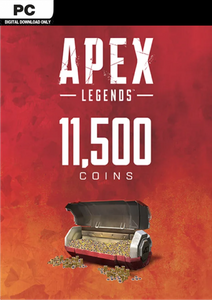 Apex Legends 11500 Coins VC PC