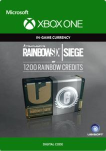 Tom Clancy's Rainbow Six Siege 1200 Credits Pack Xbox One