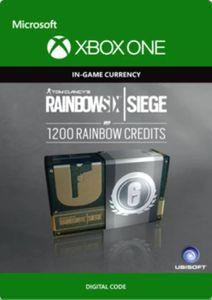 Tom Clancy's Rainbow Six Siege 1200 Credits Pack Xbox One