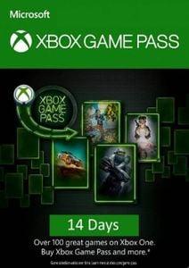 14 días de Xbox Game Pass Xbox One
