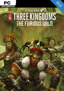 Total War Three Kingdoms - The Furious Wild PC - DLC (EU)