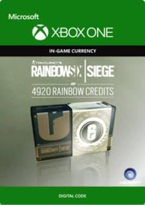 Tom Clancy's Rainbow Six Siege 4920 Credits Pack Xbox One