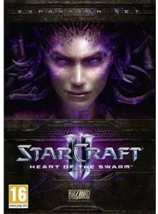 Starcraft II 2: Heart of the Swarm (PC/Mac)