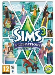 The Sims 3 - Generations Expansion Pack (PC/Mac)